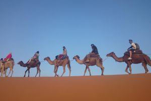 Sahara! - tichý raj